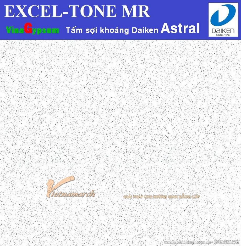Tấm Sợi Khoáng Astral - Excel-Tone MR - 01