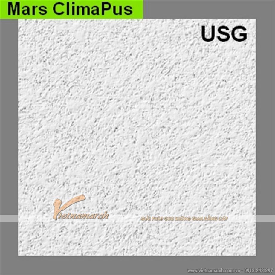 Tấm trần sợi khoáng USG - Mars ClimaPus - 02