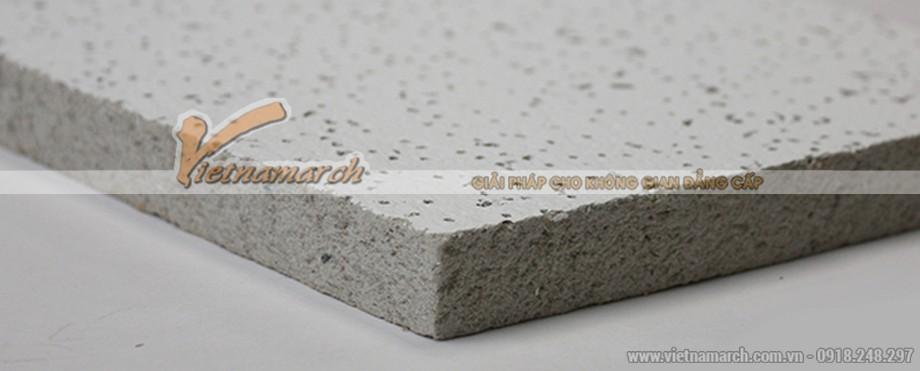 Tấm trần sợi khoáng USG - Impressions Climaplus - 02