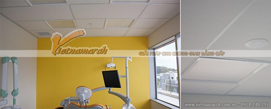 Tấm trần sợi khoáng USG - Clean Room ClimaPus - 03