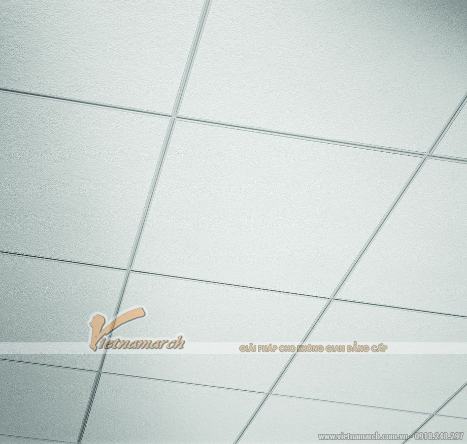 Tấm trần sợi khoáng USG - Astro ClimaPus - 04