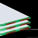 Tấm thạch cao cách nhiệt USG Boral HeatBloc