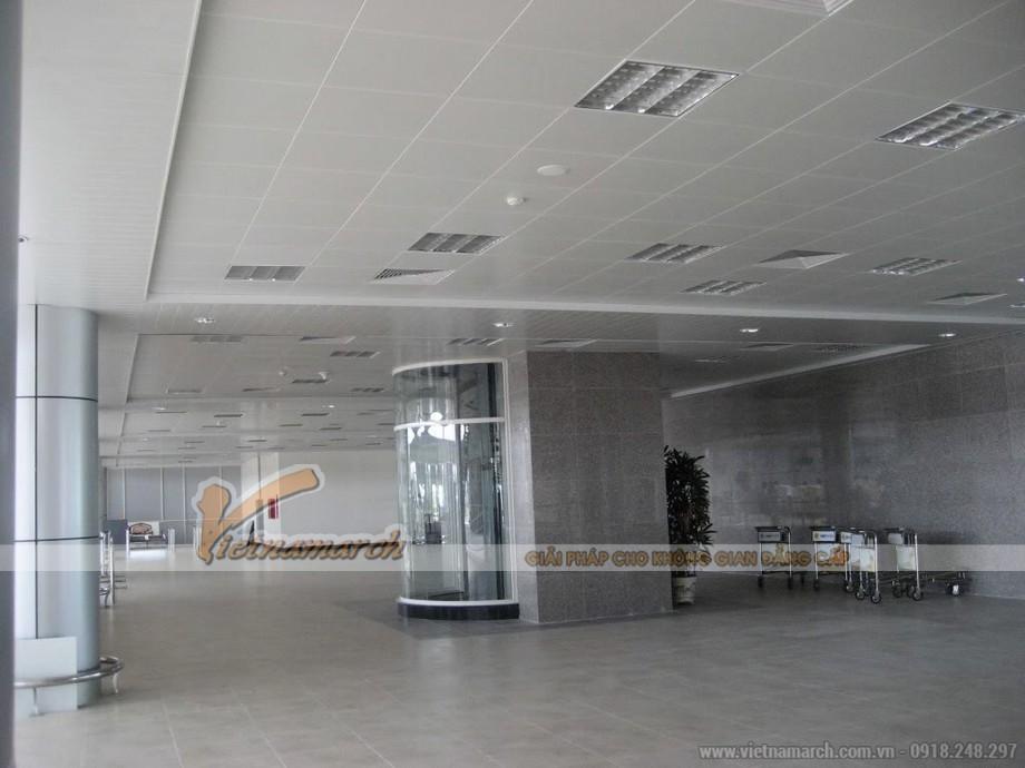 Tấm trần sợi khoáng USG - Impressions Climaplus - 06