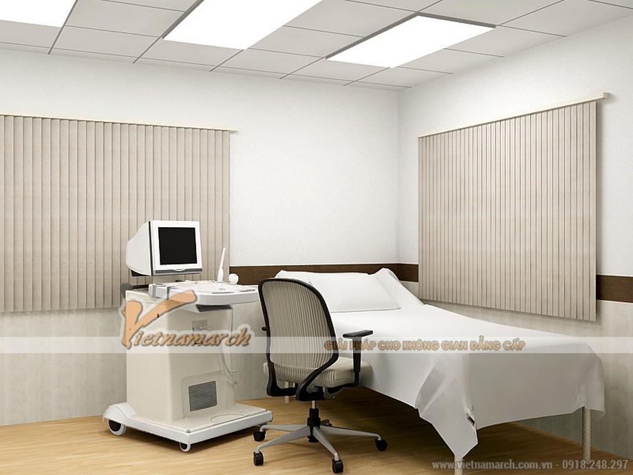 Tấm trần sợi khoáng USG - Clean Room ClimaPus - 05