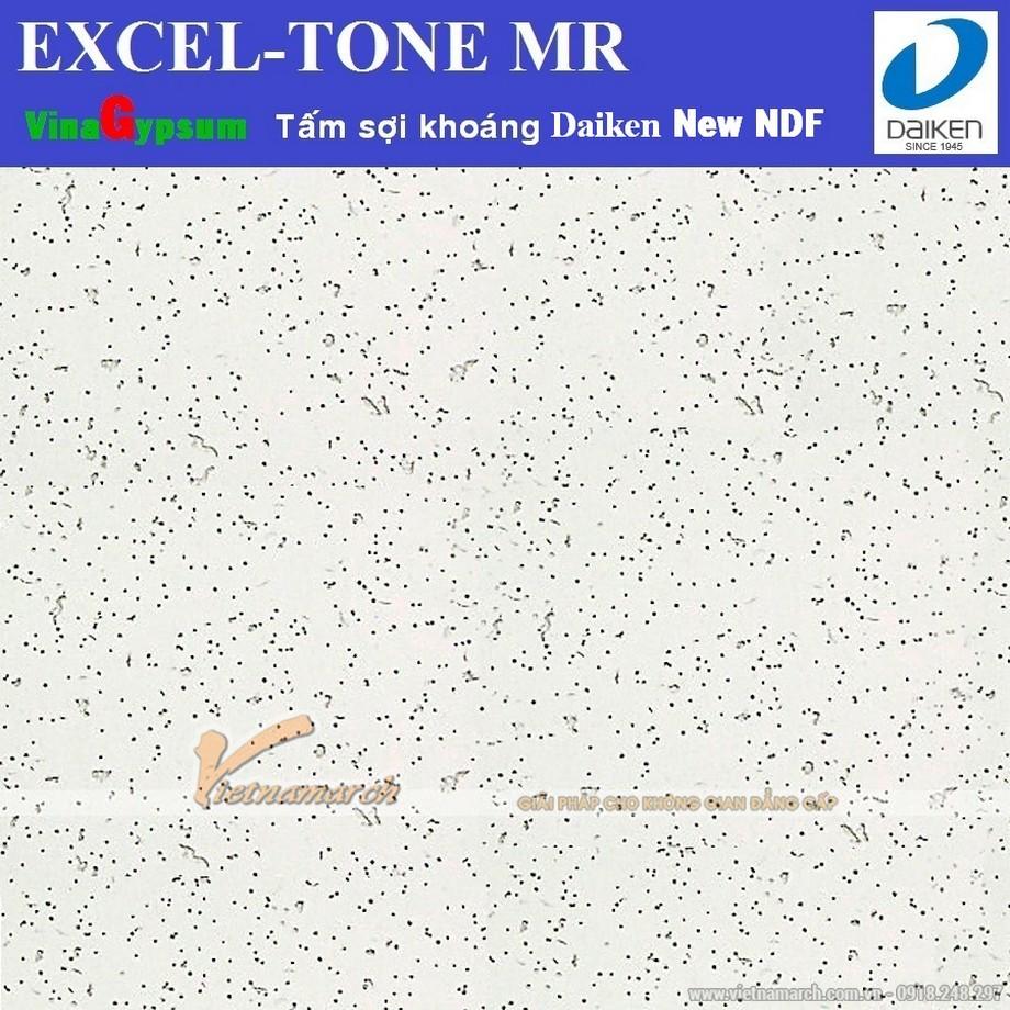 Tấm sợi khoáng New NDF - Excel-Tone MR - 01