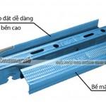 Khung xương trần thạch cao chìm Zinca – TBC (Tiết kiệm)