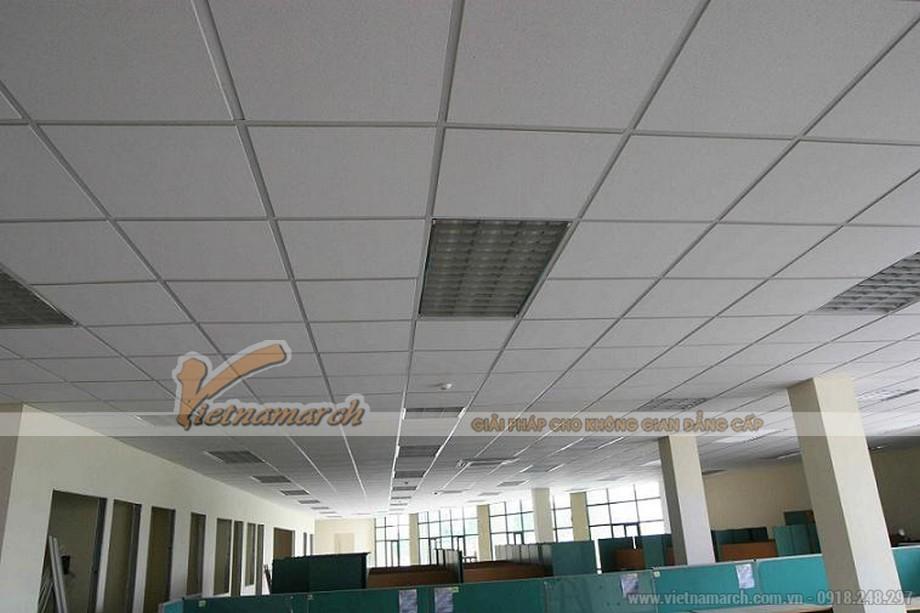 Tấm trần sợi khoáng USG - Astro ClimaPus - 08
