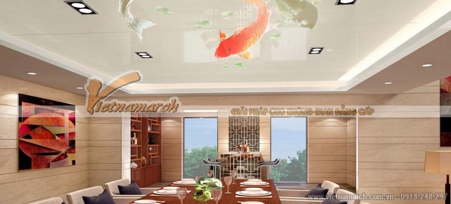 Thay đổi diện mạo ngôi nhà của bạn với trần thạch cao phòng khách - 03