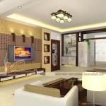 Thay đổi diện mạo ngôi nhà của bạn với trần thạch cao phòng khách