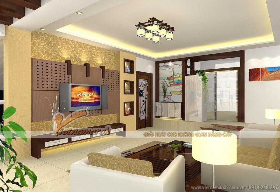 Thay đổi diện mạo ngôi nhà của bạn với trần thạch cao phòng khách - 04