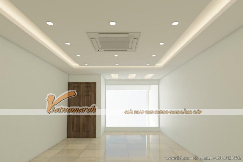 Thiết kế trần thạch cao nhà phố cho gia đình chị Hạnh - Hải Dương - 08