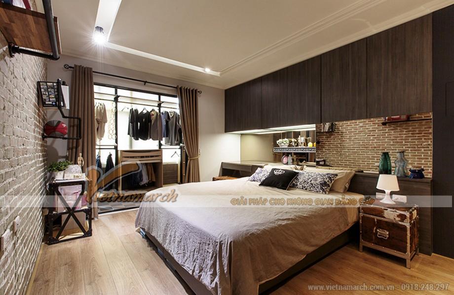 Mẫu trần thạch cao phòng ngủ cho nhà cấp 4.
