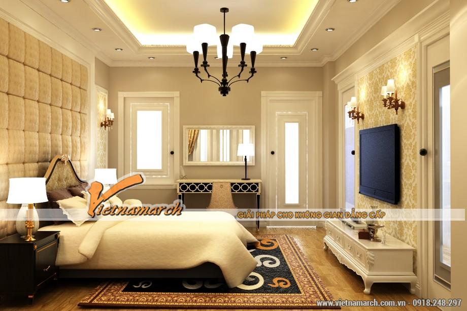 Các mẫu trần thạch cao phòng ngủ đẹp phù hợp với từng độ tuổi-04