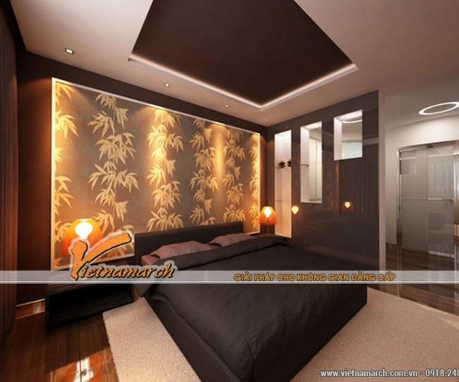 Trần thạch cao phòng ngủ đẹp 02