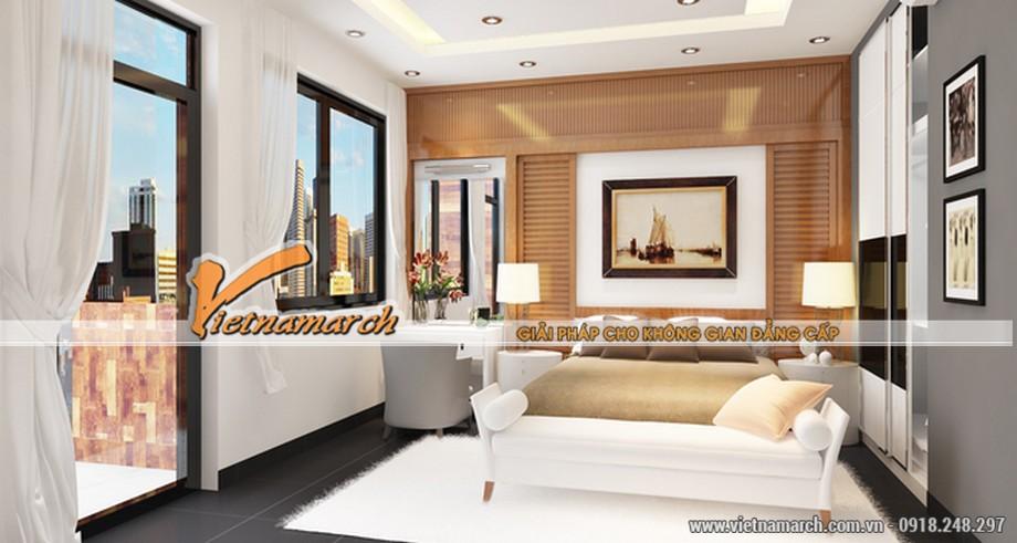 Thiết kế thi công trần thạch cao nhà anh Phong.