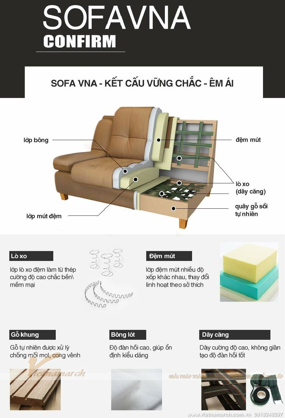 Mẫu ghế sofa vải nỉ trắng sạch sợi Silk - Mã: SVG-035
