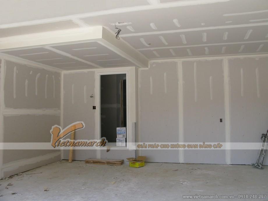 Khung vách ngăn V wall 125-127-04