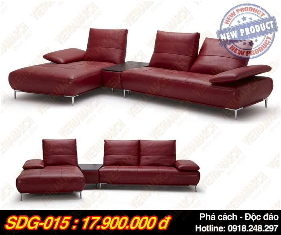 Mau ghe sofa goc sdg-015