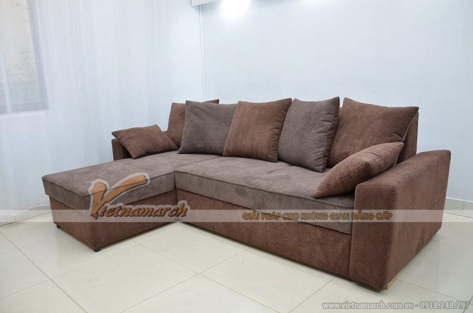 Ưu nhược điểm của một số chất liệu bọc ghế sofa phổ biến hiện nay - 08
