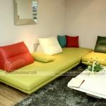 Mẫu sofa da đẹp cho phòng khách có diện tích nhỏ – VASD006