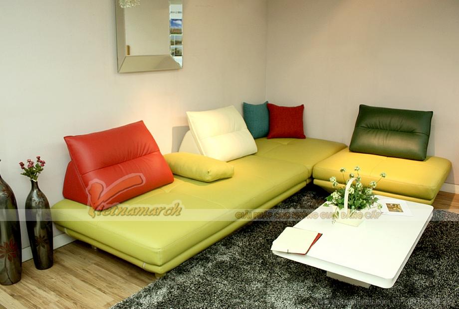 Chọn màu sắc ghế sofa phù hợp với người mệnh Hoả - 07