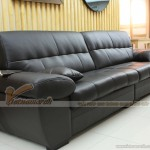 Ghế sofa da cao cấp, thiết kế sang trọng – Mã: SDV-010