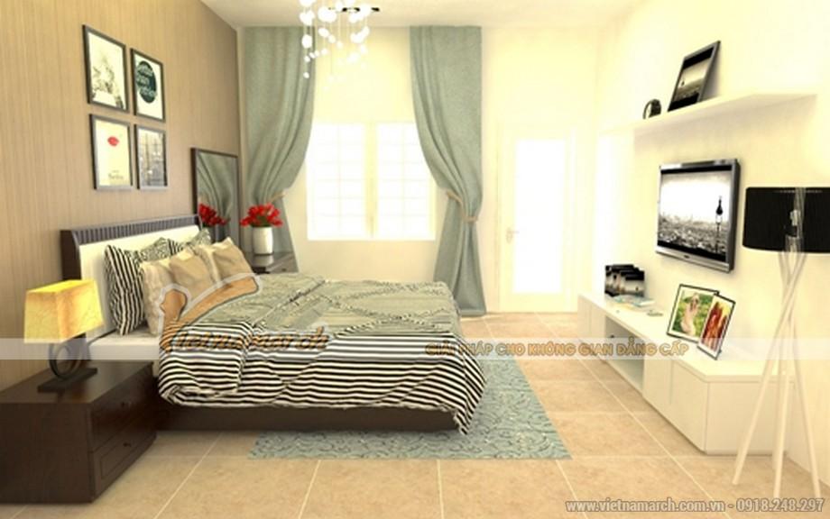 Nội thất phòng ngủ của bố mẹ