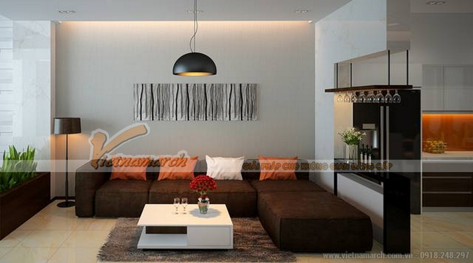 Thiết kế nhà ống đẹp 3 tầng cho nhà anh Nam tại Bắc Ninh