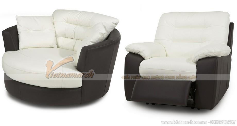 2 mẫu ghế sofa đơn tùy bạn lựa chọn