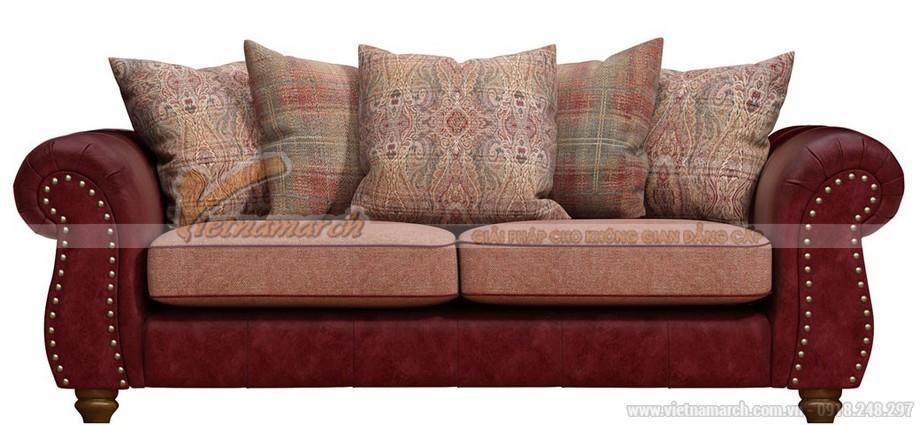 Bộ sofa da