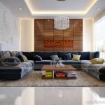 Choáng ngợp với nội thất hiện đại trong biệt thự Vinhomes Riverside Hải Phòng nhà anh Hưởng