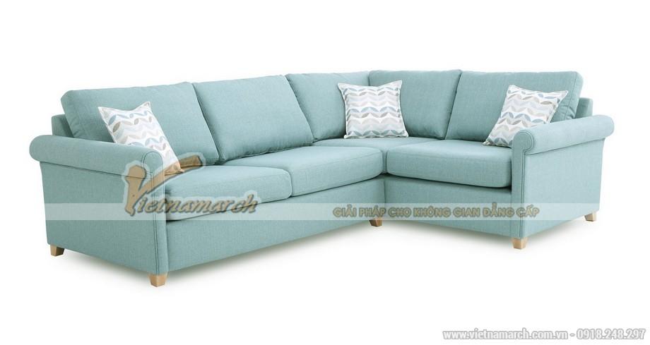 Chọn màu ghế sofa phòng khách cho người mệnh Thuỷ - 01