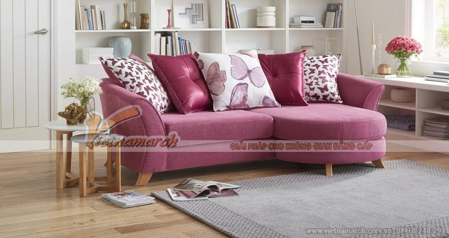 Chọn màu sắc ghế sofa phù hợp với người mệnh Hoả - 01