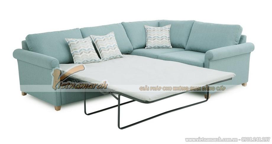 Chọn màu sắc ghế sofa phòng khách hợp với gia chủ mệnh Mộc - 07