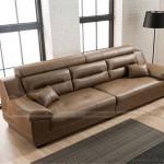 Mẫu ghế sofa da văng sang trọng, đẳng cấp – Mã: SDV-001