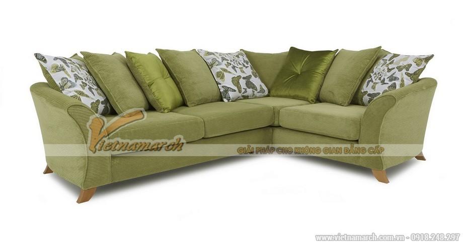 Chọn màu sắc ghế sofa phòng khách hợp với gia chủ mệnh Kim - 02
