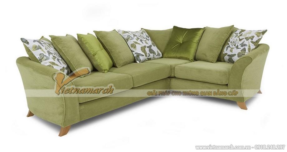 Chọn màu sắc ghế sofa phòng khách cho người mệnh Kim - 08