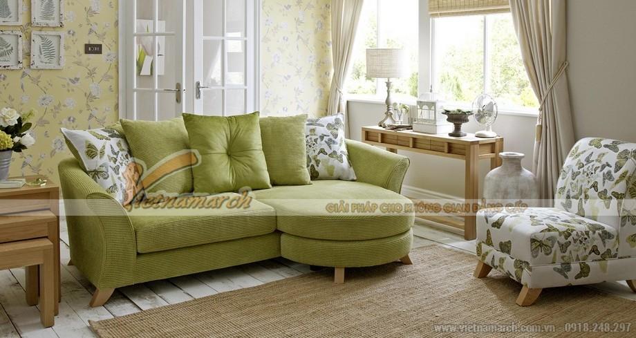 Chọn màu sắc ghế sofa phòng khách cho người mệnh Kim - 07