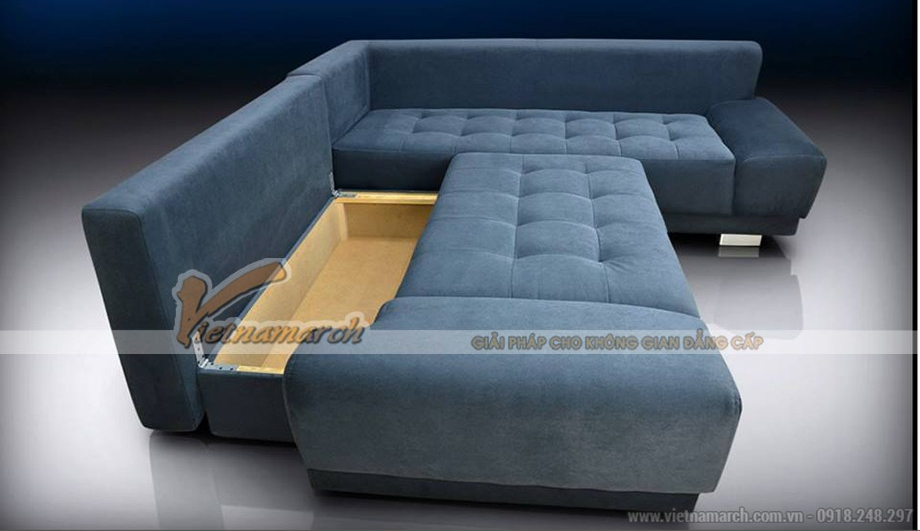 Chọn màu sắc ghế sofa phòng khách hợp với gia chủ mệnh Mộc - 05