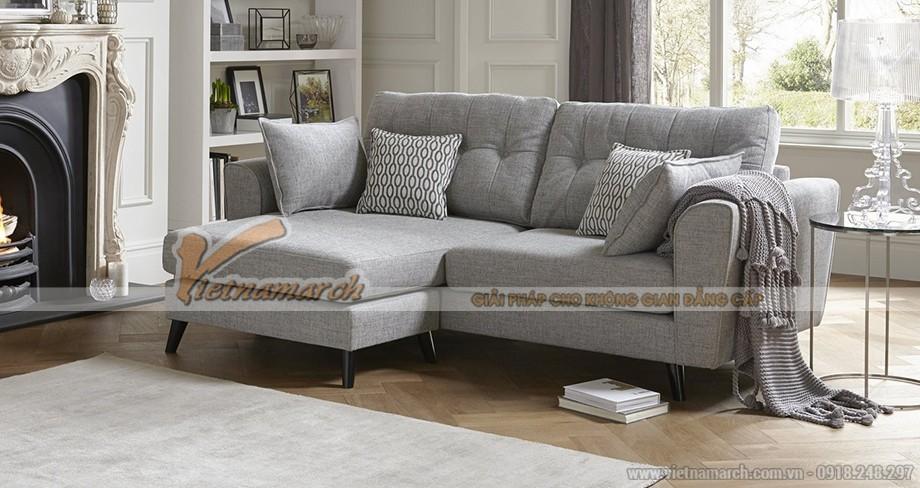 Ưu nhược điểm của một số chất liệu bọc ghế sofa phổ biến hiện nay - 06