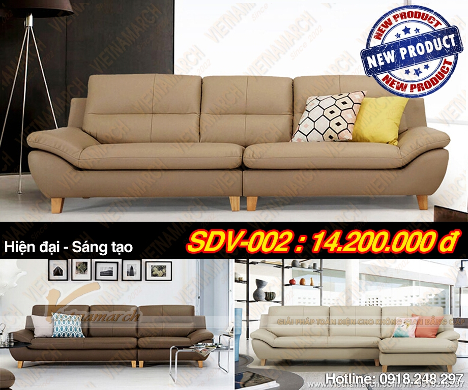Mẫu ghế sofa da văng nhập khẩu Ấn Độ cực tiện lợi cho phòng khách-07