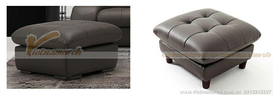Mẫu ghế sofa văng da cao cấp thiết kế sang trọng-07