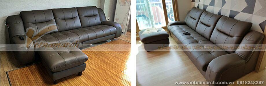 Mẫu ghế sofa văng da cao cấp thiết kế sang trọng-08