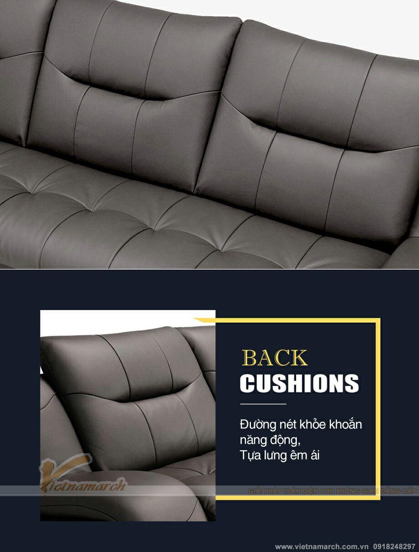 Mẫu ghế sofa văng da cao cấp thiết kế sang trọng-05