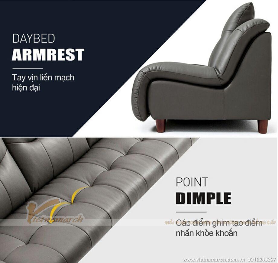 Mẫu ghế sofa văng da cao cấp thiết kế sang trọng-04
