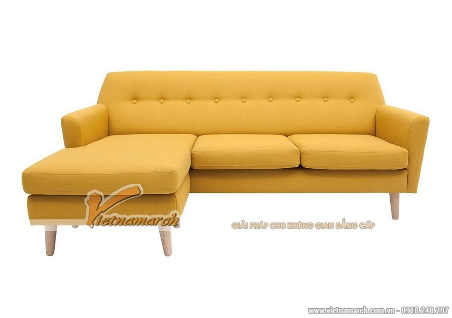 mau ghe sofa goc bang vai thanh lich nhe nhang