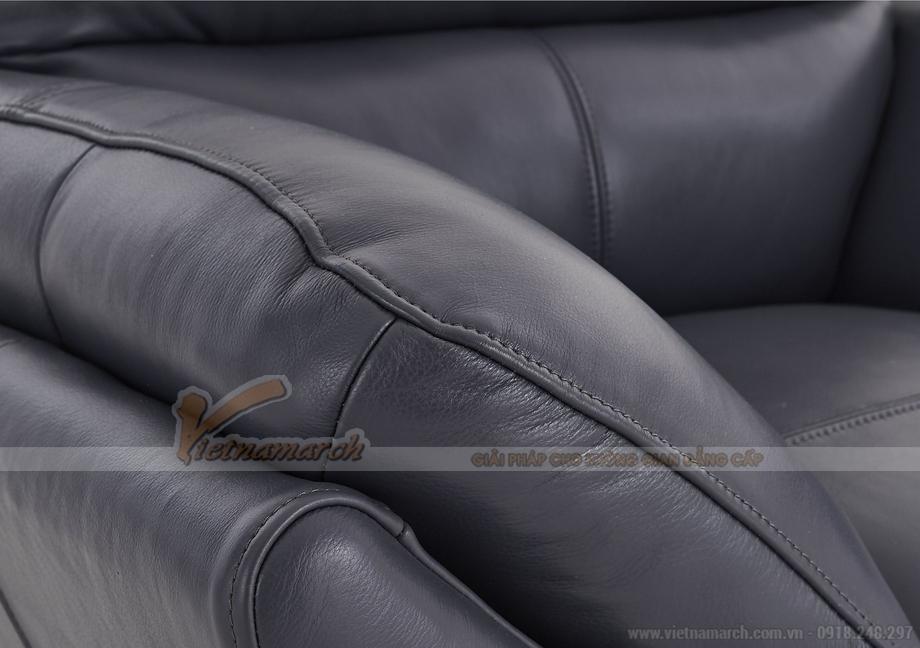 Mau sofa goc mau den sang trong cua Malaysia