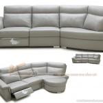 Bộ ghế sofa da thiết kế mới lịch lãm mang đậm phong cách Italia – Mã: SDG-005