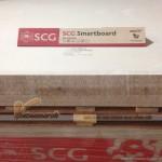 Tấm xi măng Smartboard làm lót sàn