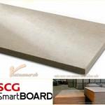 Tấm xi măng Smartboard làm vách ngăn nội thất chịu nước